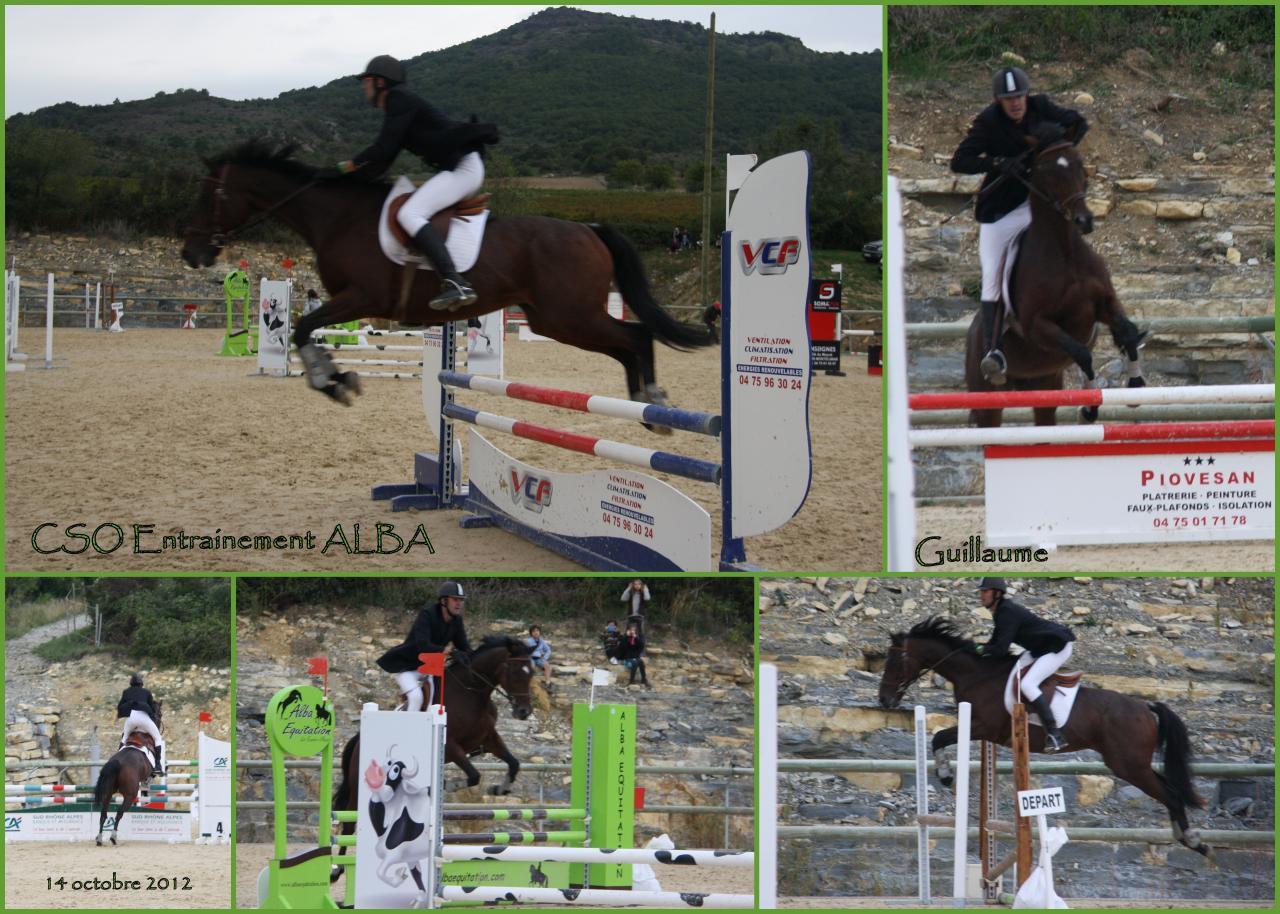 CSO entrainement Alba 14oct20129