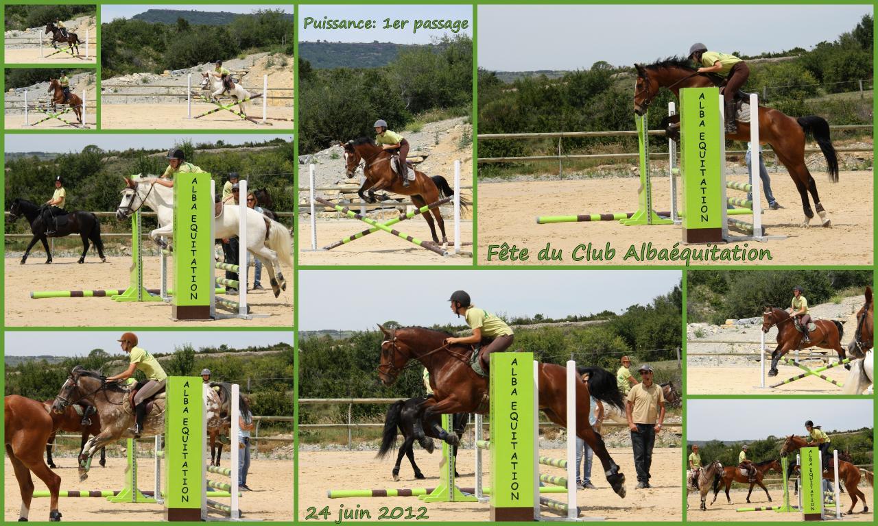 Fête du club ALBA EQUITATION 24juin12