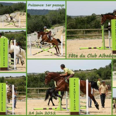 Fête du club 2012