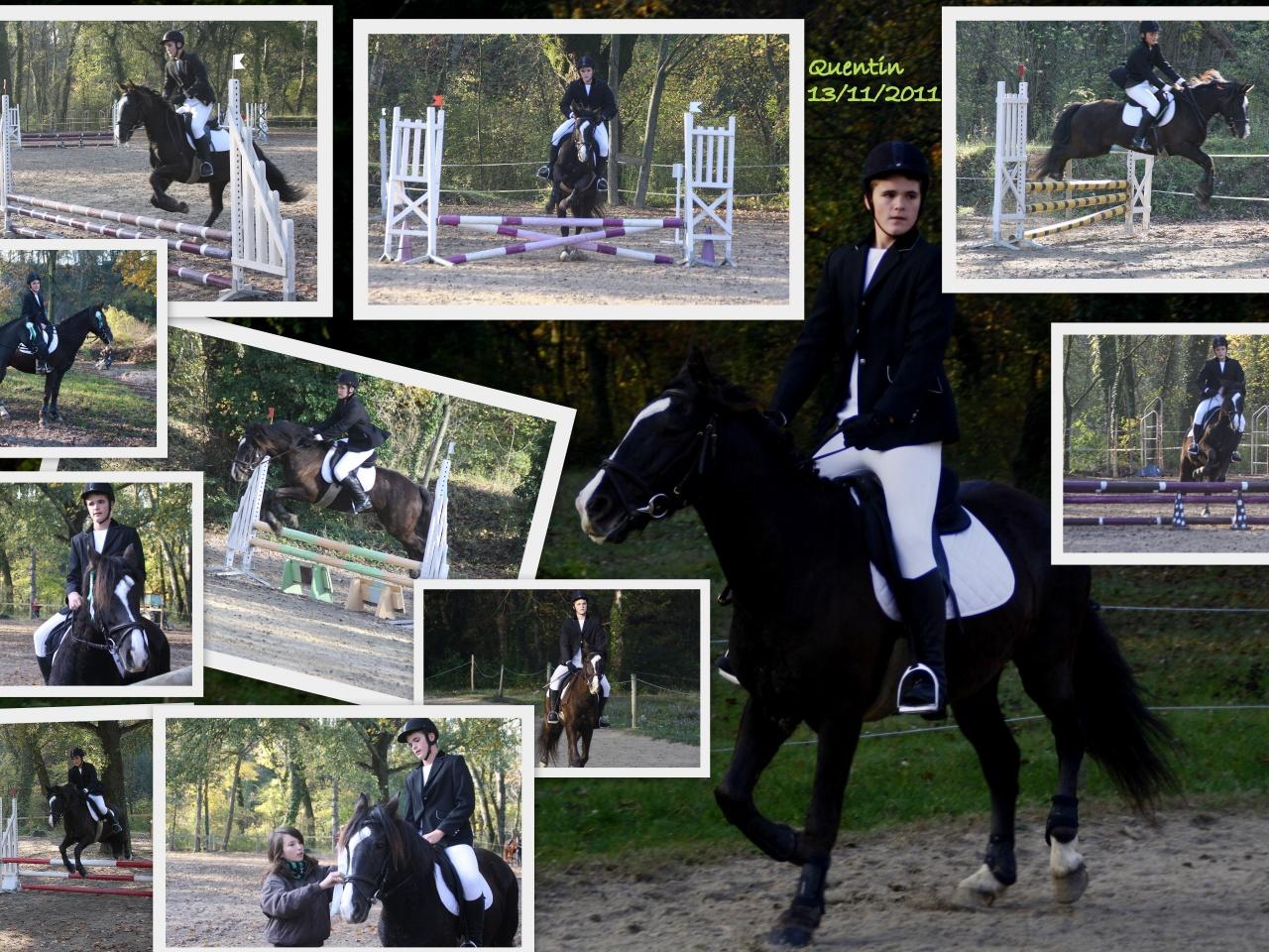 Quentin CSO Labatie Rolland 13 nov 2011
